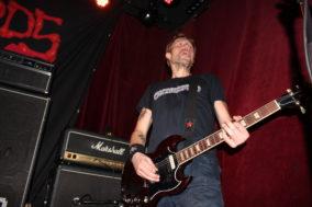 Gitarrist Steve
