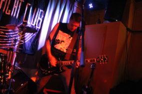 Gitarrist von Alien Fight Club