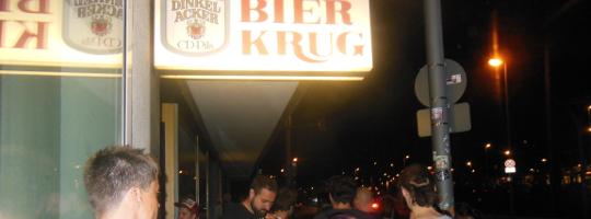 Bierkrug in Heilbronn