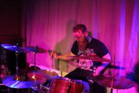 Drummer Flo startet