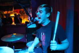 Wenn der Schlagzeuger singt, klingt es mehr nach Southern California
