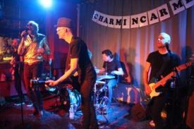 Sympathischer Rock aus Stuttgart: Charmin' Carmen