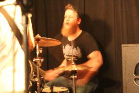 Drummer Flo der Neat Mentals