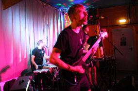 Gitarrist von Sarg