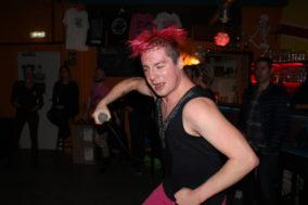 HC Baxxter tanzt wird