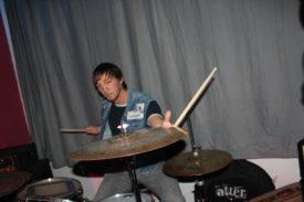 Nicht den Drummer übersehen