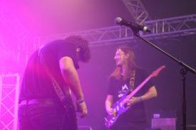 Die Gitarristen von Mistaken Moray
